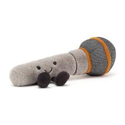 Stuffed Microphone Toy