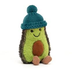 Stuffed Avocado Toy