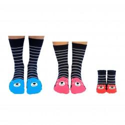 Socks Mommy Daddy & Me